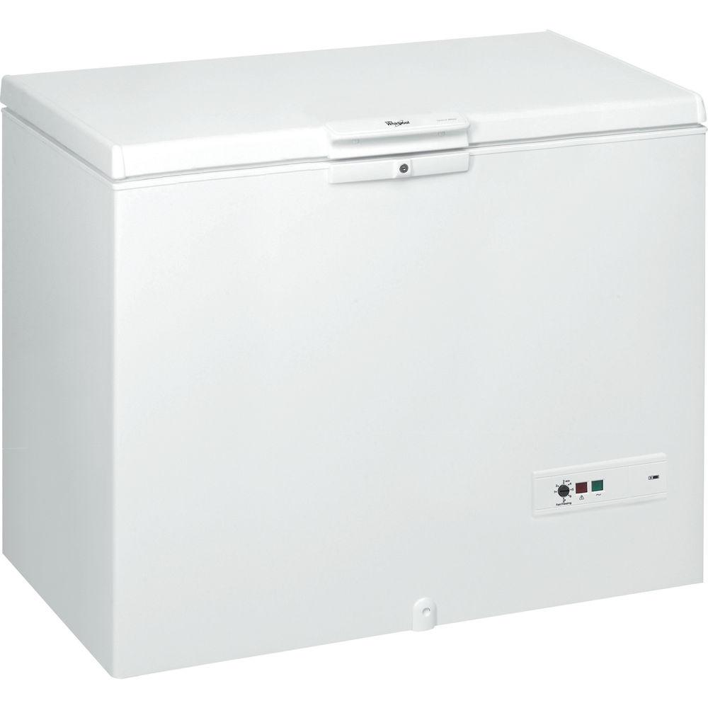 Congélateur coffre WHM39112 Whirlpool - 141cm