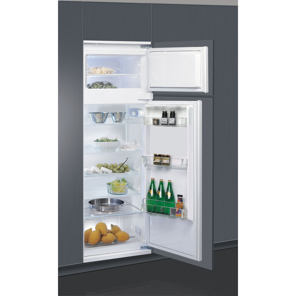 Whirlpool ART 380/A+ Dubbeldeurs koelkast - Inbouw - 54cm