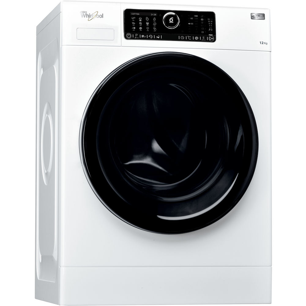 Whirlpool FSCR12440 Wasmachine - 12 kg - 1400 toeren