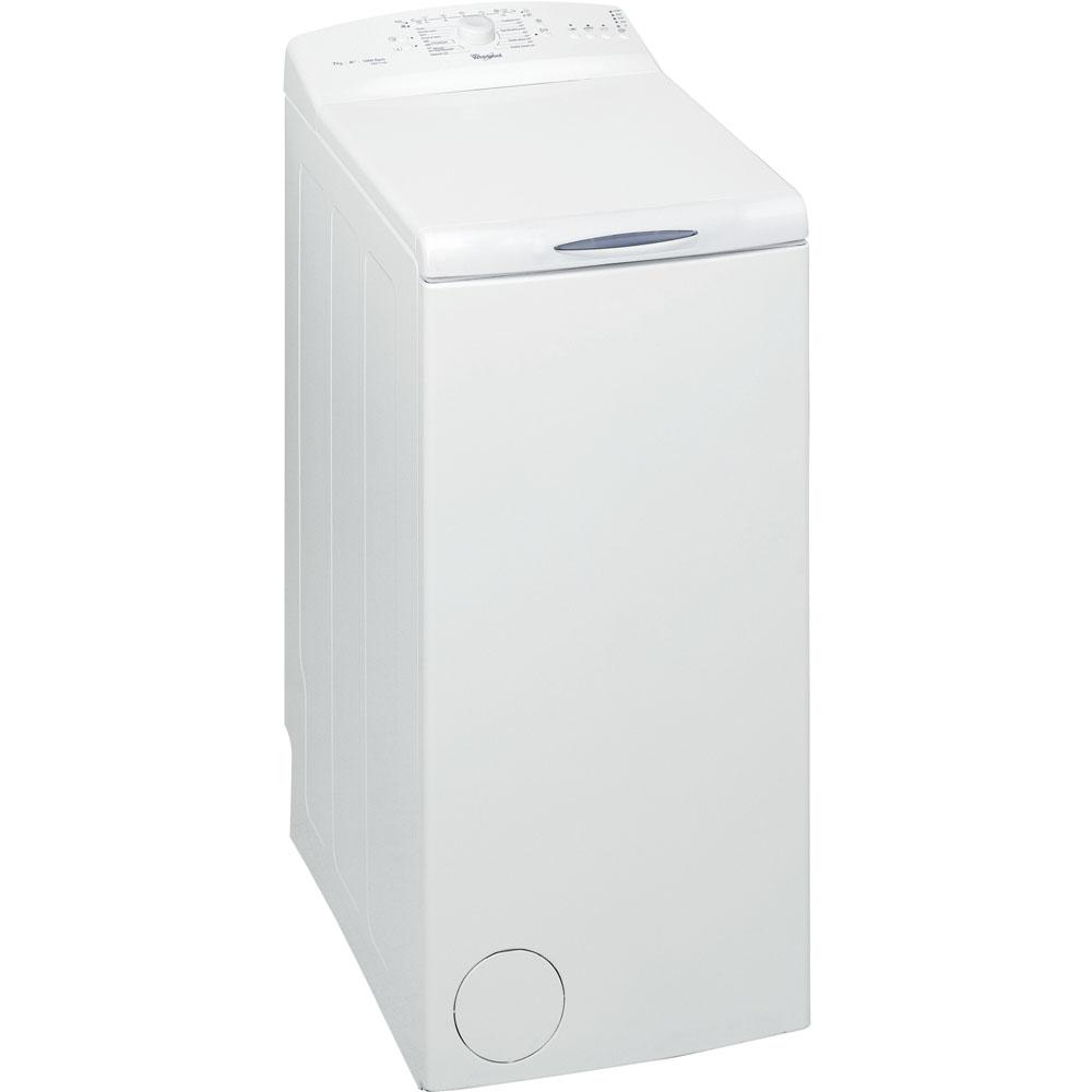 Whirlpool toppmatad tvättmaskin: 7 kg - AWE 7100
