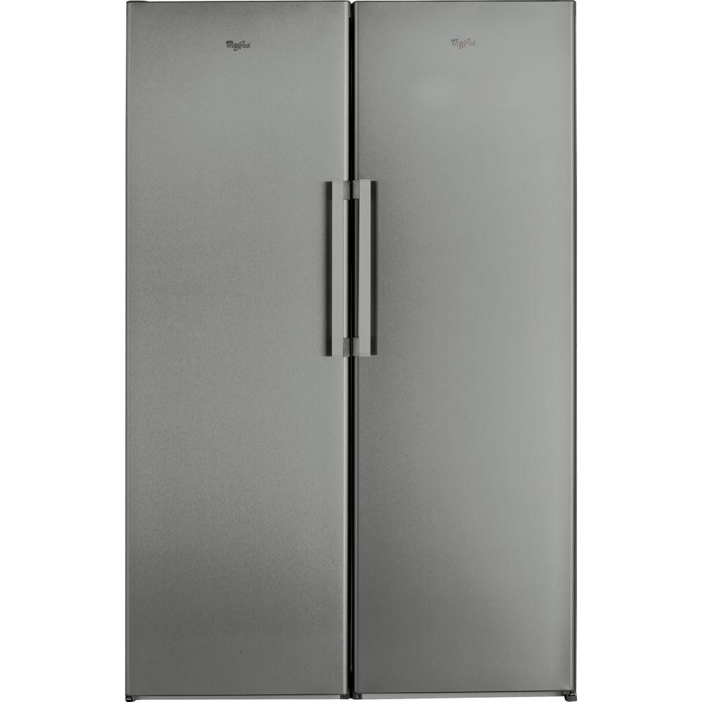 Whirlpool fristående kylskåp: färg rostfri - SW8 1Q XR