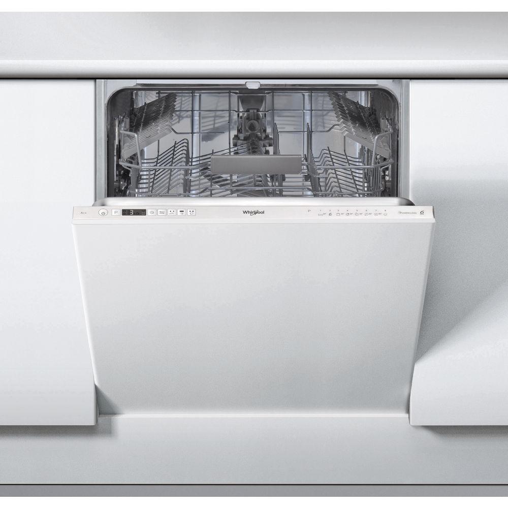 Whirlpool WIC 3C24 PE Vaatwasser - Inbouw - 60cm