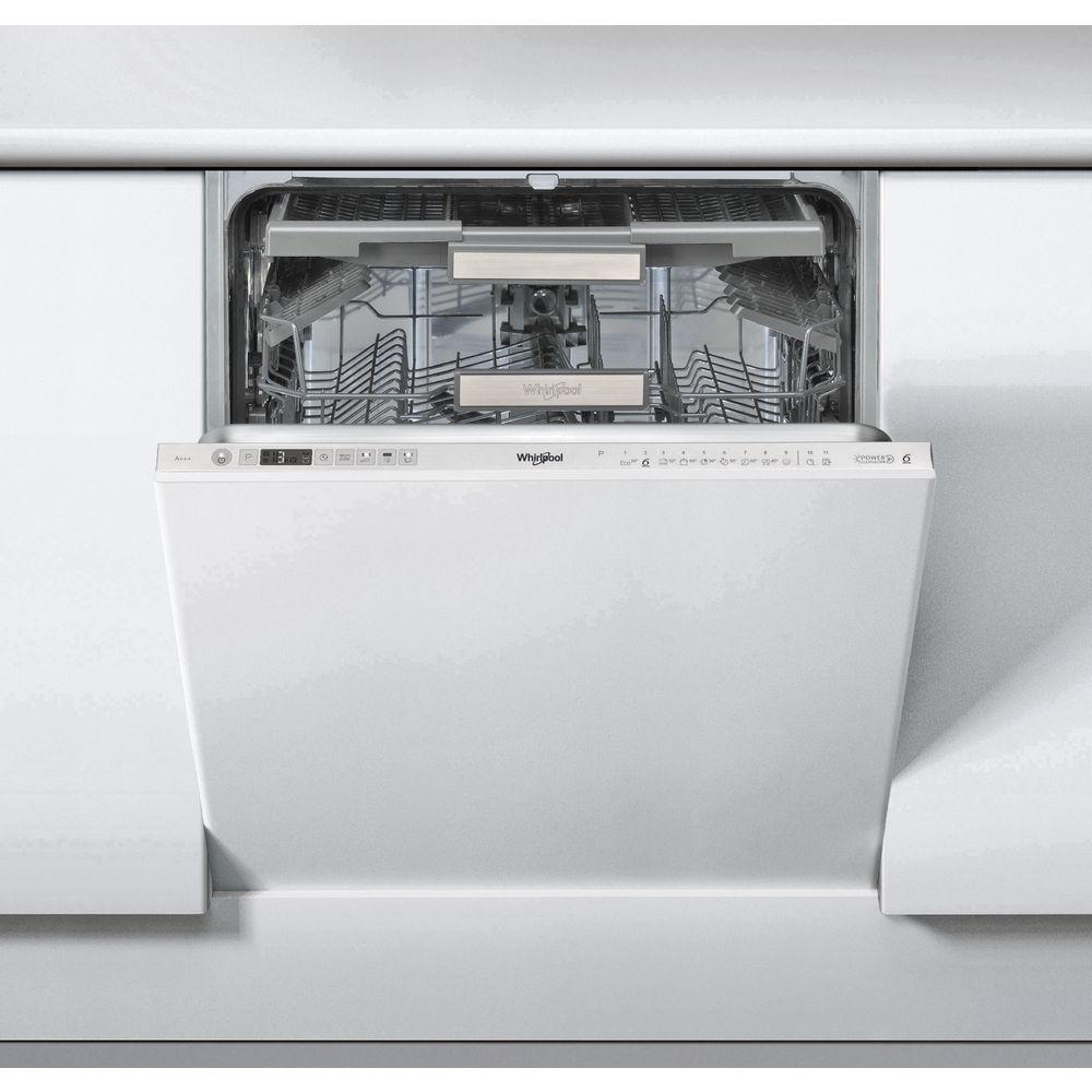 Whirlpool WIO 3O33 DEL Vaatwasser - Inbouw - 60cm