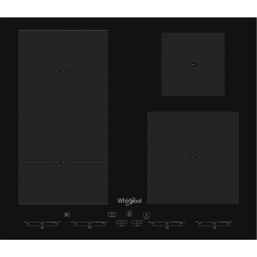 Whirlpool induktionshäll - SMC 604 F/NE