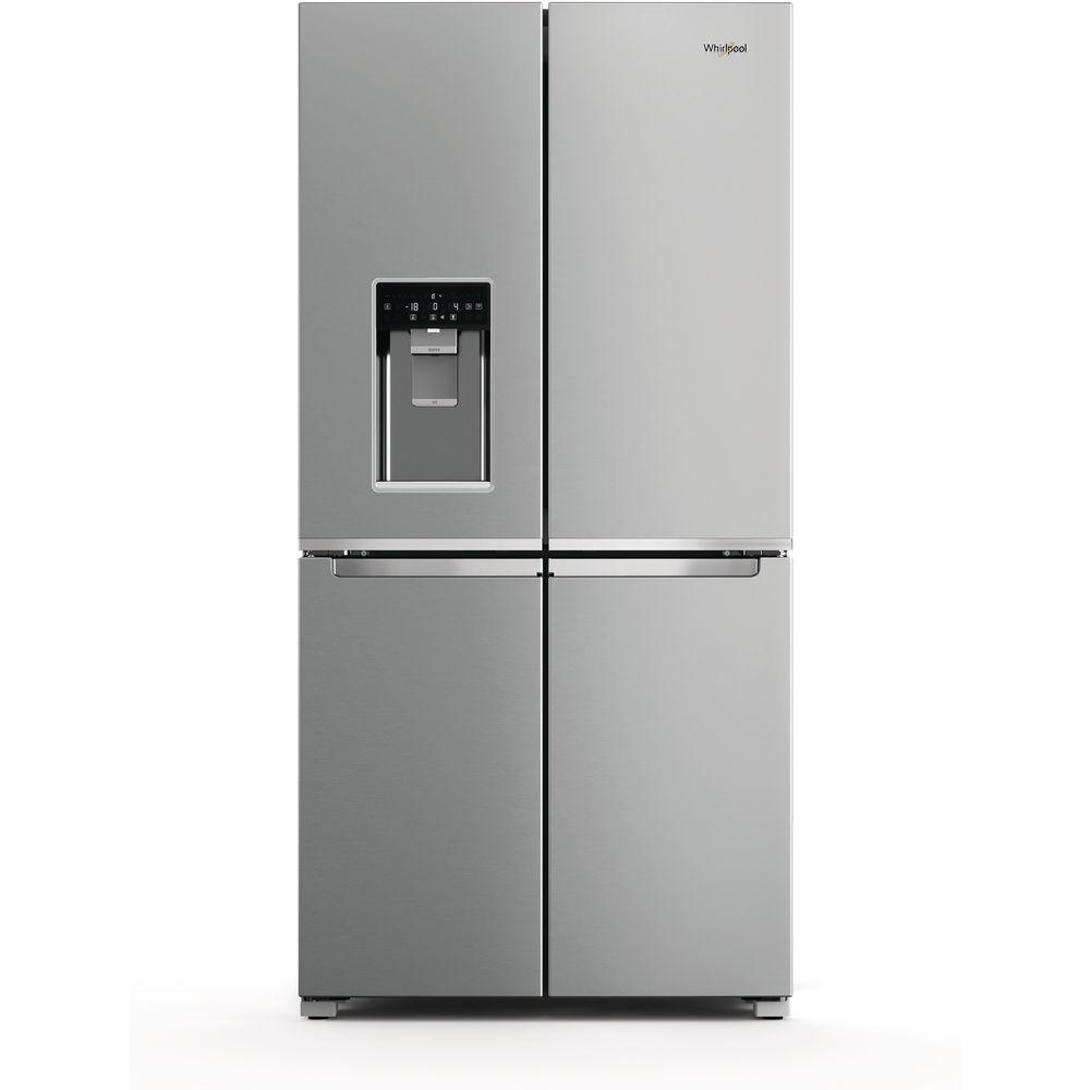 Whirlpool WQ9I MO1L Amerikaanse koelkast met water‑ en ijsdispenser - 90cm