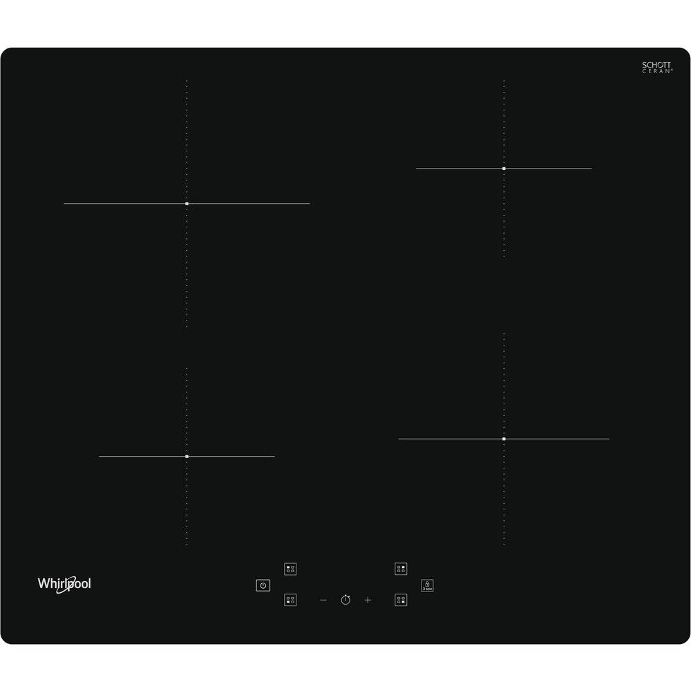 Whirlpool WS Q4860 NE Inductie kookplaat - Inbouw - 4 kookzones