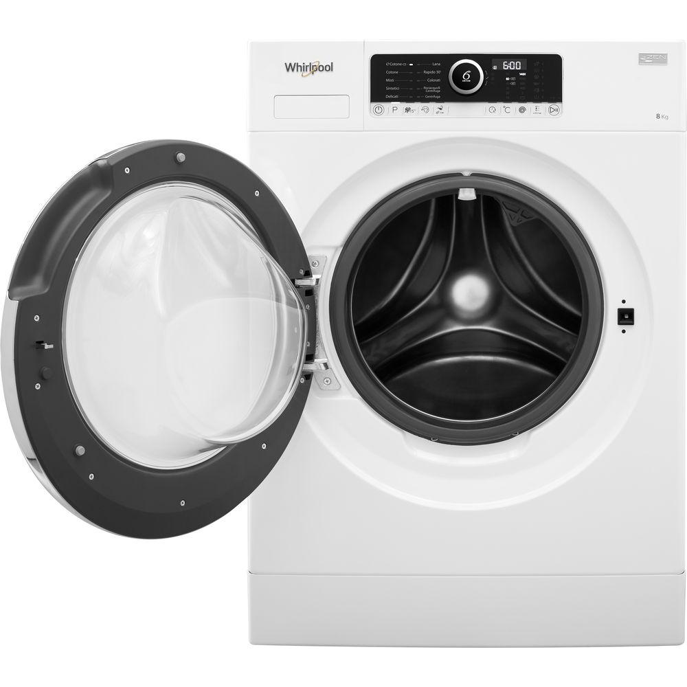 Asciugatrice Migliore Marca 2017 whirlpool best zen 8 - 8 kg: la lavatrice più silenziosa del
