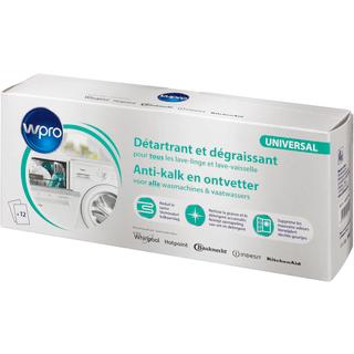 3-in-1 ontkalker en ontvetter voor wasmachine/ vaatwasser