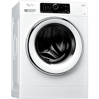 Whirlpool FSCR80621 Wasmachine - 8 kg - 1600 toeren