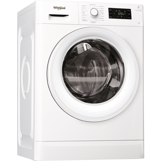 Whirlpool FWG91484WE NL Wasmachine - 9kg - 1400 toeren
