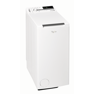 Whirlpool toppmatad tvättmaskin: 7 kg - TDLR 70231