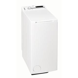 Whirlpool toppmatad tvättmaskin: 6 kg - TDLR 60110