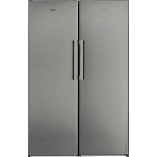 Whirlpool fristående kylskåp: färg rostfri - SW8 AM2C XR