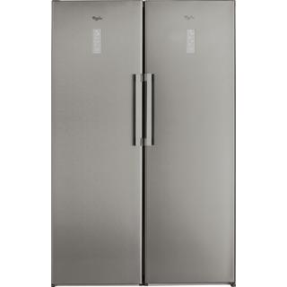 Whirlpool fristående kylskåp: färg rostfri - SW8 AM2 D XR