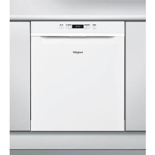 Whirlpool diskmaskin: färg vit, 60 cm - WUC 3B16