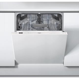 Whirlpool WIC 3C22 P Vaatwasser - Inbouw - 60 cm
