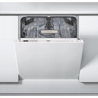 Whirlpool integrerad diskmaskin: färg rostfri, 60 cm - WIO 3O33 DE