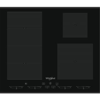 Whirlpool induktionshäll - SMC 604/F/BT
