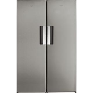 Whirlpool fristående kylskåp: färg rostfri - SW8 AM2C XRL