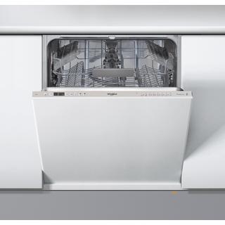 Whirlpool WIC 3C24 PS E Vaatwasser - Inbouw - 60 cm