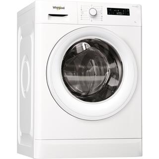 Whirlpool frontmatad tvättmaskin: 7 kg - FWF71683W EU
