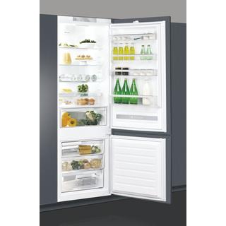 Réfrigérateur combiné SP40 801 Whirlpool - Encastrable - 69cm
