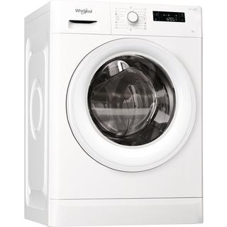 Whirlpool FWF71483W EU Wasmachine - 7 kg - 1400 toeren