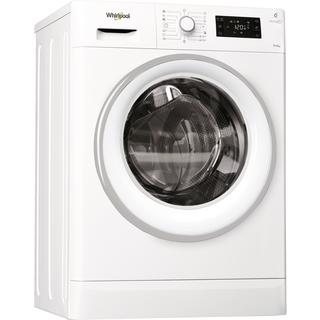 Machine à laver séchante FWDG96148WS EU Whirlpool - 9 kg - 1400 tours