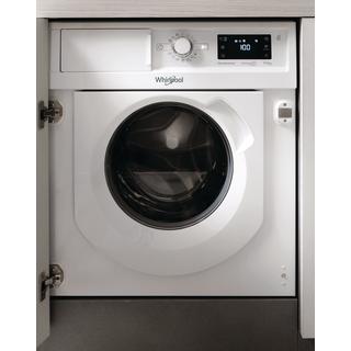 Whirlpool geïntegreerde was/droogcombinatie: 7 kg - BI WDWG 75148 EU
