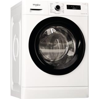 Whirlpool FWFBE81683WKE Wasmachine - 8 kg - 1600 toeren