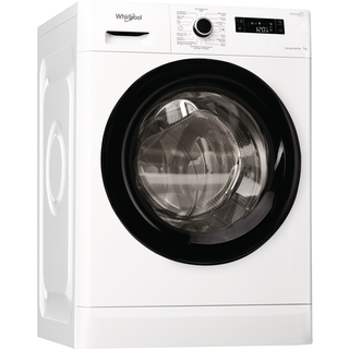 Whirlpool FWFBE71683WK Wasmachine - 7 kg - 1600 toeren