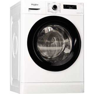 Whirlpool FWFBE91483WK Wasmachine - 9 kg - 1400 toeren