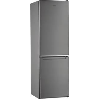 Réfrigérateur combiné W9 821C OX Whirlpool - 60cm