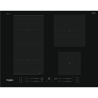 Whirlpool WF S9365 BF/IXL Inductiekookplaat - Inbouw - 4 kookzones