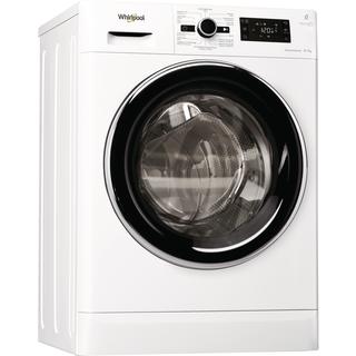 Machine à laver séchante FWDGBE97168WBC Whirlpool - 9 kg - 1600 tours
