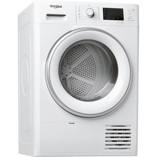 Whirlpool FT D 8X3WS EU Warmtepompdroogkast - A+++ - 8 kg