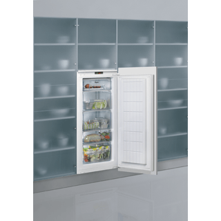 Congélateur armoire AFB 900 Whirlpool - Encastrable - 54cm