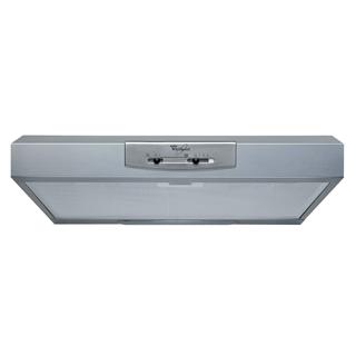Whirlpool väggmonterad köksfläkt - AKR 645 IX