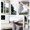Universele luchtafdichtingsset voor deuren/ ramen voor mobiele airconditioners