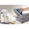 Strijkset: Ontkalker voor strijkijzer en stoomgenerator + 1 vlekkenverwijderaarstick voor strijkijzers