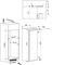 Whirlpool AFB 1841 A++ Diepvries - Inbouw - 54cm