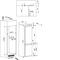Whirlpool ART 6602/A+ Koel-vriescombinatie - Inbouw - 54cm