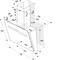 Whirlpool väggmonterad köksfläkt - AKR 808 BK