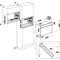 Whirlpool AMW 423/IX Microgolfoven - Inbouw - 22 liter - 750 watt