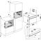 Whirlpool inbyggnadsmikro: färg rostfritt stål - AMW 730/IX