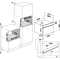 Whirlpool inbyggnadsmikro: färg vit - AMW 730/WH
