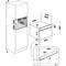 Whirlpool inbyggnadsmikro: färg rostfritt stål - AMW 731/IX