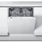 Whirlpool WIC 3C22 P Vaatwasser - Inbouw - 60cm