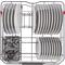 Whirlpool 60 cm integrerad diskmaskin - WIC 3C24 PS E
