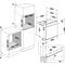 Whirlpool självrengörande inbyggnadsugn - OAKZ9 6210 SHM WH